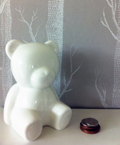 Teddy Bear Money Box image #1
