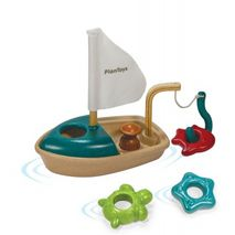 Bath Time Activity Boat