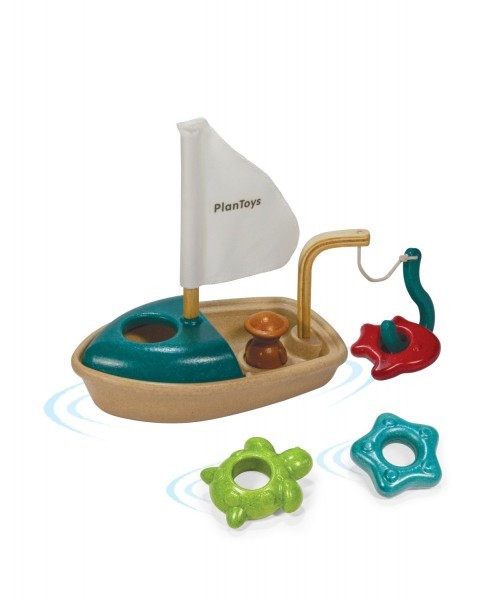 Bath Time Activity Boat image #1