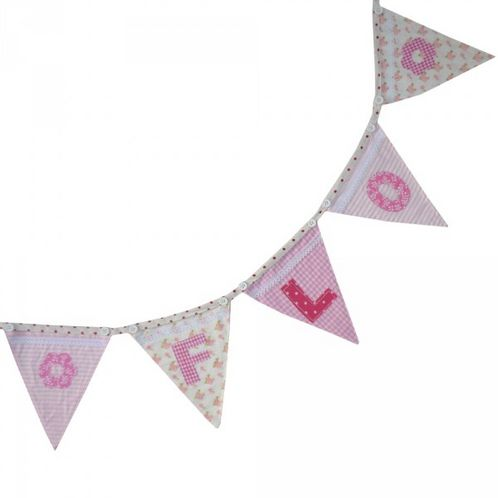 Personalised Bunting image #1
