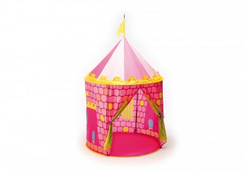Girls princess castle pop up tent  image #1