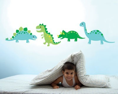 Dinosaur Wall Stickers image #1