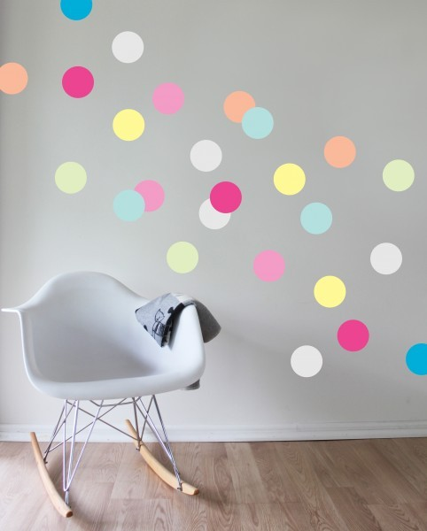 Gelato Dots Wall Stickers image #1