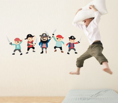 Pirate Wall Stickers image #1
