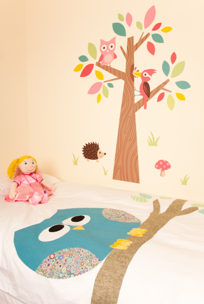 Forest Friends Wall Stickers image #1