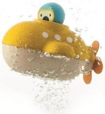 Bath Time Submarine image #1