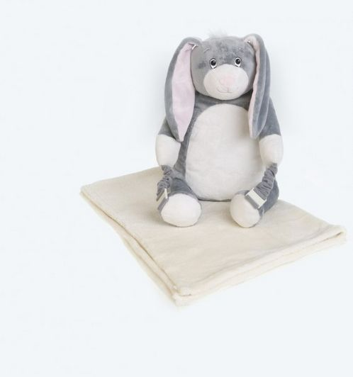 BoBo Blanket Backpack - Bunny image #1