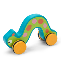 Le Toy Van Wooden Spotty Caterpillar