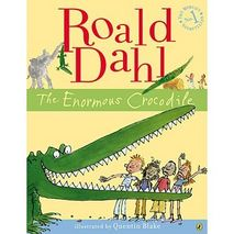 Ronald Dahl The Enormous Crocodile Book