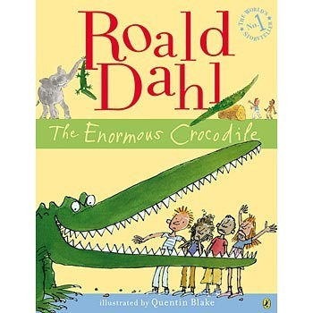 Ronald Dahl The Enormous Crocodile Book image #1