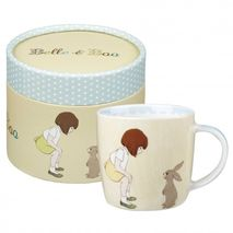 Belle an Boo Fine China Mug
