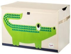 Green Crocodile Toy Chest image #1