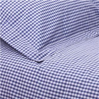 Gingham Fitted Sheet image #1