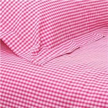 Gingham Duvet Sets