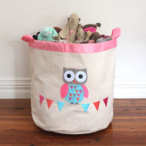 Owl Storage Hamper