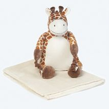 BoBo Blanket Backpack - Giraffe