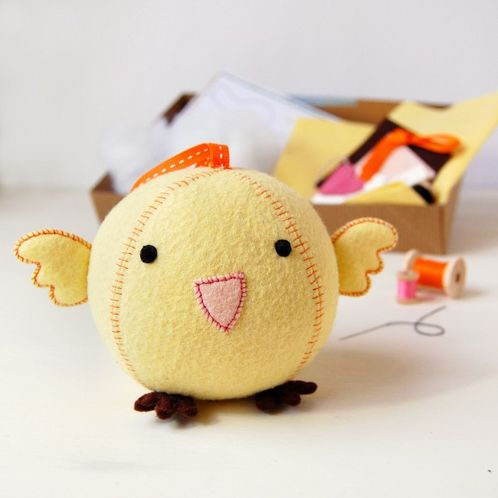 Make Your Own Chick Craft Kit image #1
