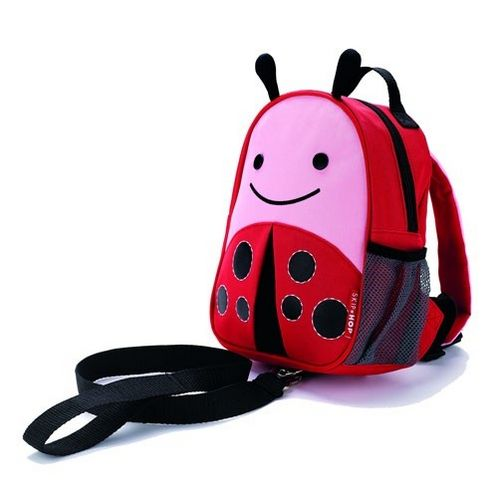 Zoolet Toddler Backpack Ladybird image #1