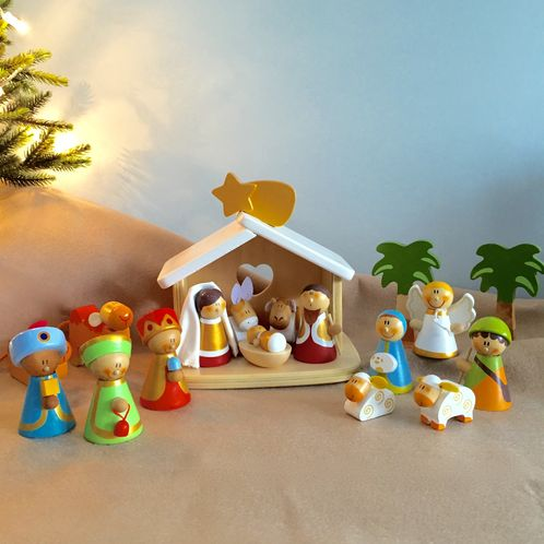 Nativity Scene image #1