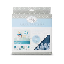 I Will Move Mountains Milestone Blanket and Card Set