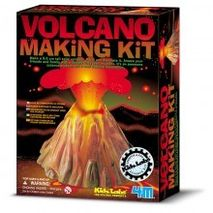 Volcano Making Kit from KidzLabs