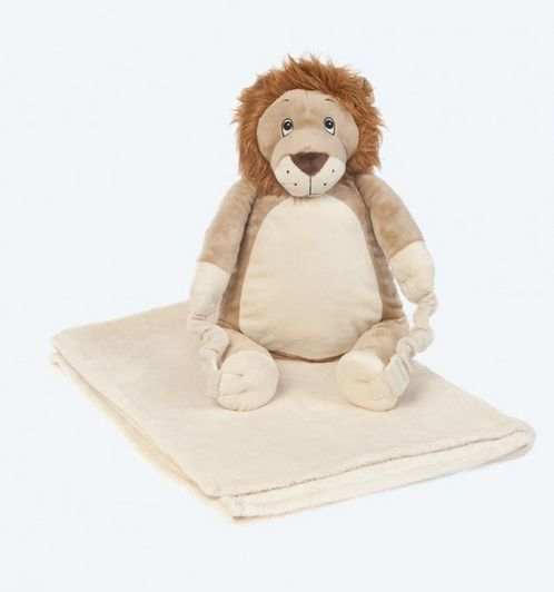 BoBo Blanket Backpack - Lion image #1