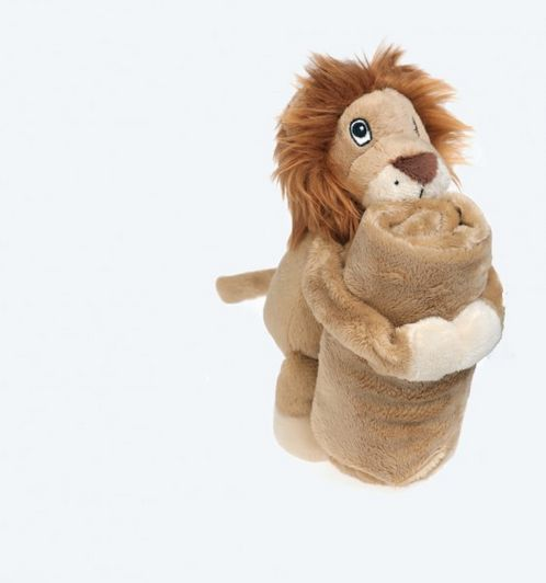 BoBo Blankies - Lion image #1