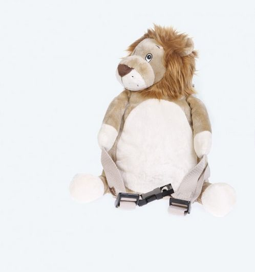 BoBo Backpack with reins - Lion image #1