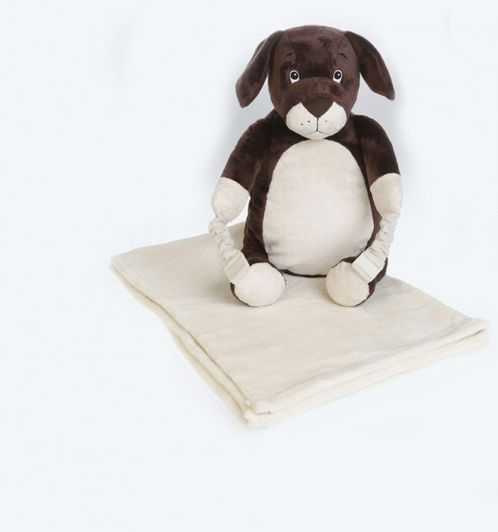BoBo Blanket Backpack - Puppy image #1