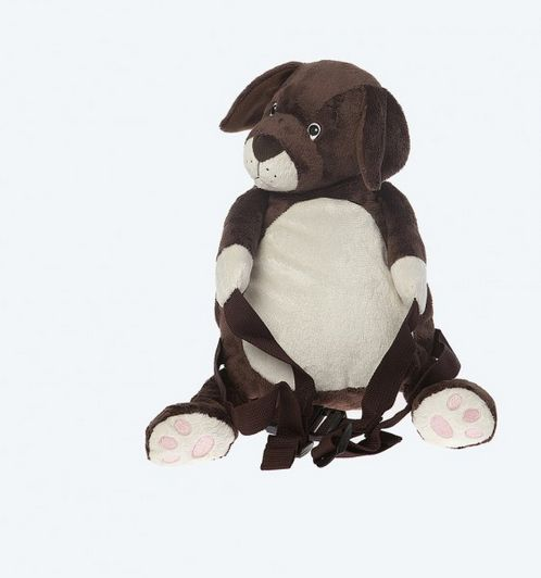 BoBo Backpack with reins -Puppy image #1