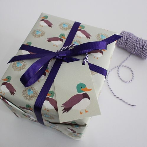 Duck Gift Wrap image #1