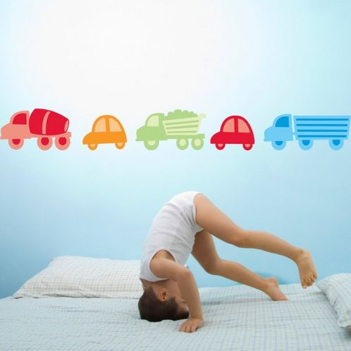 Transport Wall Stickers image #1