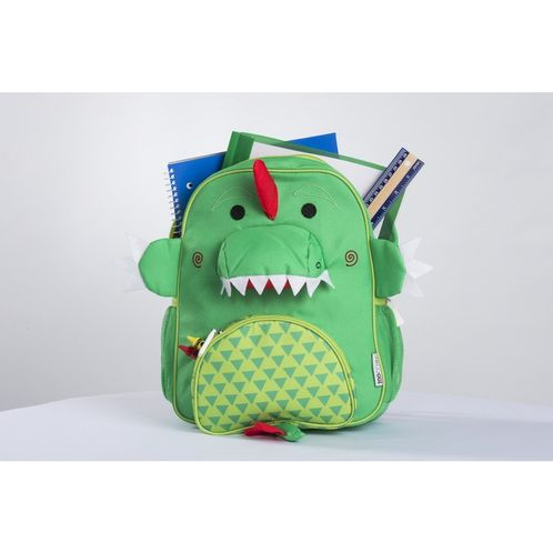Zoocchini Devin the Dinosaur Backpack image #1