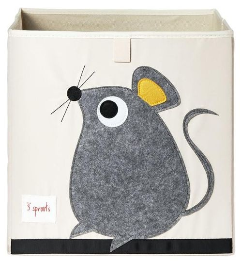 3 Sprouts Mouse Storage Box image #1
