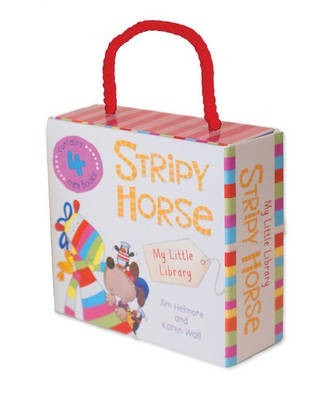 Stripy Horse: My Little Library image #1