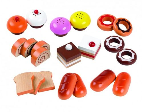 Wooden Cakes & Buns image #1