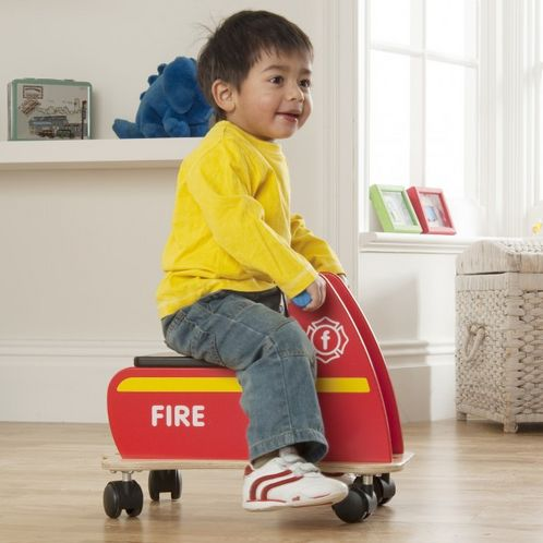 Zoomster Fire Engine image #1